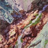 Huntington Ravine spring